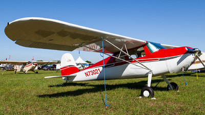 N73021 - Cessna 120 - Private