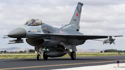 93-0687 - Lockheed Martin F-16C Fighting Falcon - Turkey - Air Force