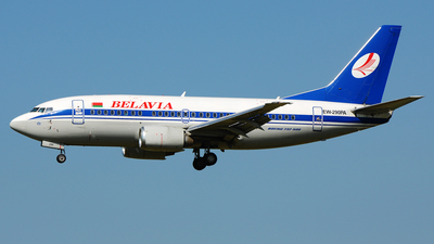 EW-290PA - Boeing 737-5Q8 - Belavia Belarusian Airlines