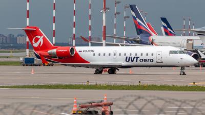VQ-BOM - Bombardier CRJ-200ER - UVT Aero