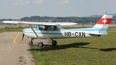 A picture of HBCXN - Cessna F150M - [1343] - © Manueljb
