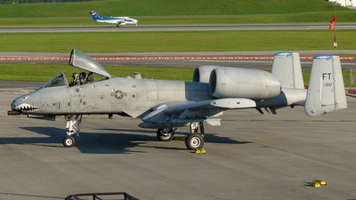 78-0697 - Fairchild A-10C Thunderbolt II - United States - US Air Force (USAF)