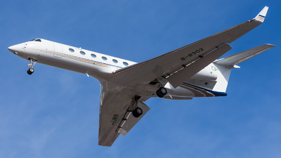 B-8302 - Gulfstream G550 - Private