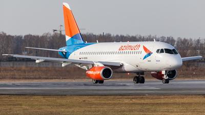 RA-89085 - Sukhoi Superjet 100-95LR - Azimuth Airlines