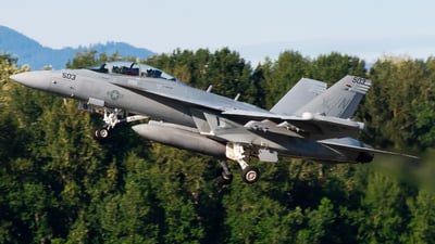 169215 - Boeing EA-18G Growler  - United States - US Navy (USN)