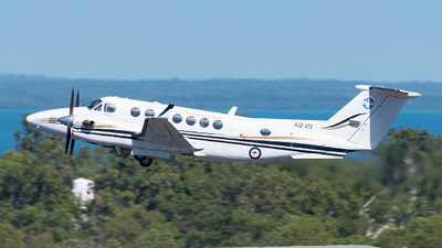 A32-372 - Beechcraft B300 King Air 350 - Australia - Royal Australian Air Force (RAAF)