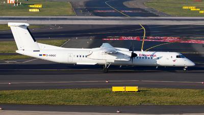 A picture of DABQC - De Havilland Canada Dash 8400 - [4231] - © Oliver Richter