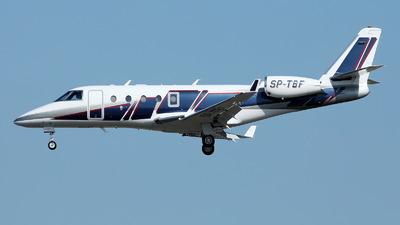 SP-TBF - Gulfstream G150 - Private