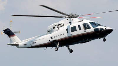 N711DS - Sikorsky S-76C - Whirlwind Aviation