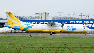 RP-C7253 - ATR 72-212A(500)(F) - Cebu Pacific Air