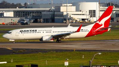 VH-XZO - Boeing 737-838 - Qantas