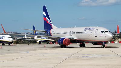 A picture of VPBPF - Boeing 7378MC - Aeroflot - © Buzu