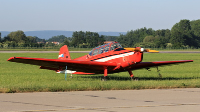 OK-JLE - Zlin Z-126T - Private