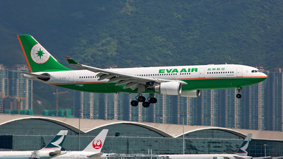 B-16306 - Airbus A330-203 - Eva Air
