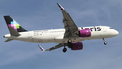 A picture of XAVRH - Airbus A320271N - Volaris - © Alejandro Aceves