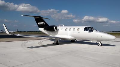 N990FV - Cessna Citation M2 - Private