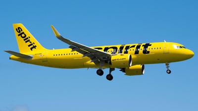 N933NK  - Airbus A320-271N - Spirit Airlines