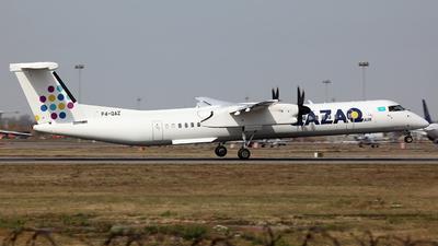 A picture of P4QAZ - De Havilland Canada Dash 8400 - [4502] - © Alexandr Balykin