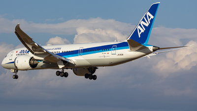JA813A - Boeing 787-8 Dreamliner - All Nippon Airways (ANA)