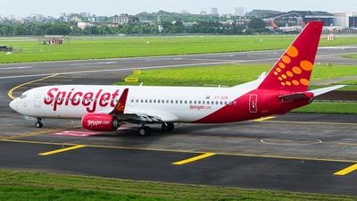 VT-SZN - Boeing 737-8SH - SpiceJet