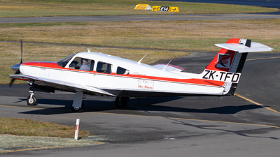 ZK-TFD - Piper PA-28RT-201T Turbo Arrow IV - Private