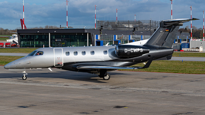 D-CWPS - Embraer 505 Phenom 300 - Private