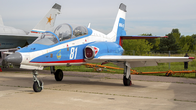81 - Mikoyan-Gurevich MiG-AT - Russia - Air Force