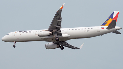 A picture of RPC9915 - Airbus A321231 - Philippine Airlines - © mkwia