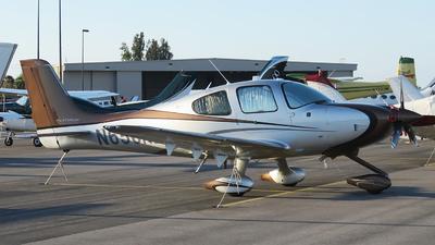 N656RE - Cirrus SR22-GTS G5 Platinum - Private