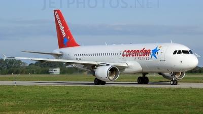 ES-SAK - Airbus A320-214 - Corendon Airlines (SmartLynx Estonia)