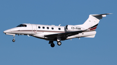 CS-PHM - Embraer 505 Phenom 300 - NetJets Europe
