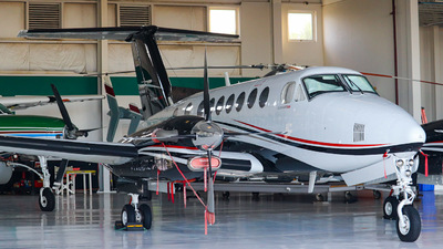 N189MD - Beechcraft B300 King Air 350i - Private