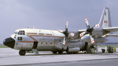 10312 - Lockheed CC-130E Hercules - Canada - Royal Canadian Air Force (RCAF)