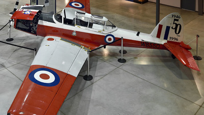 WB550 - De Havilland Canada Chipmunk T.10 - United Kingdom - Royal Air Force (RAF)