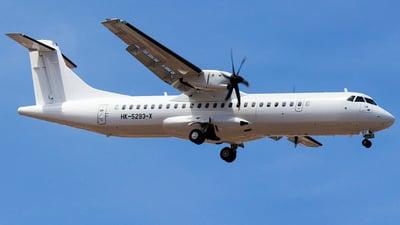 HK-5293-X - ATR 72-212A(600) - EasyFly