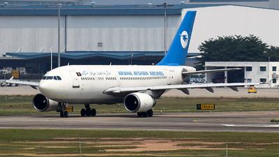 YA-CAV - Airbus A310-304 - Ariana Afghan Airlines