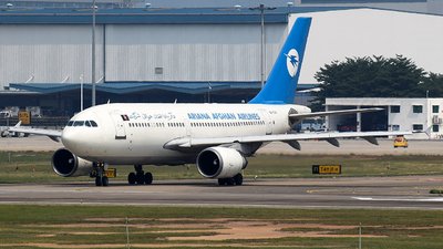 A picture of YACAV - Airbus A310304 - Ariana Afghan Airlines - © Luozomi