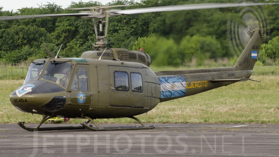 AE-464 - Bell UH-1H Huey II - Argentina - Army
