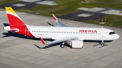 D-AVVJ - Airbus A320-251N - Iberia