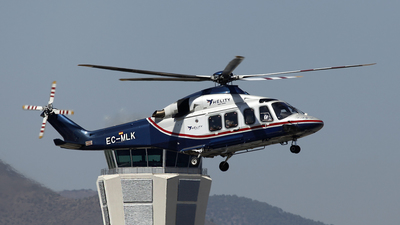 A picture of ECMLK - AgustaWestland AW139 - HELITY Copter Airlines - © Manuel Llama - Benalmadena Spotters