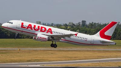 OE-LOO - Airbus A320-214 - LaudaMotion