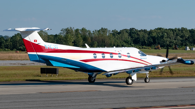 N1CW - Pilatus PC-12/47E - Private