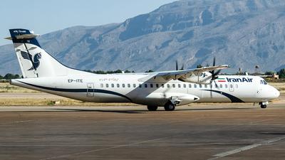 EP-ITE - ATR 72-212A(600) - Iran Air