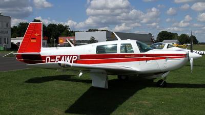 A picture of DEAWP - Mooney M20K Model 231 - [250605] - © Daniel Schwinn