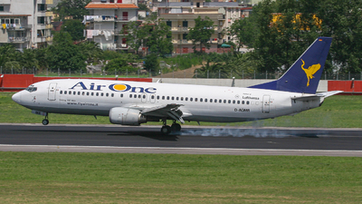 D-AGMR - Boeing 737-430 - Air One