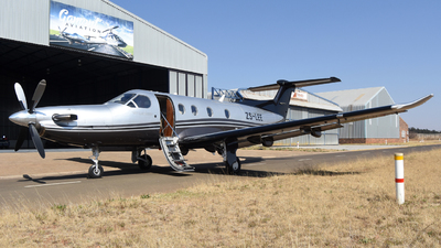 ZS-LEE - Pilatus PC-12/47E - Private