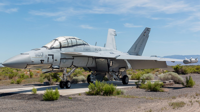 168273 - Boeing EA-18G Growler  - United States - US Navy (USN)