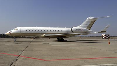 HB-JGE - Bombardier BD-700-1A10 Global Express XRS - TAG Aviation
