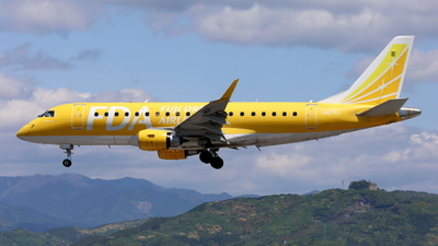 JA07FJ - Embraer 170-200STD - Fuji Dream Airlines