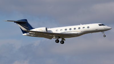 M-YNNS - Gulfstream G650ER - Private